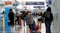 Airline traveler numbers rise over July 4 weekend