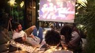 Backyard movie theaters boom in coronavirus