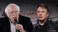 Bernie Sanders slams Elon Musk's coronavirus stimulus opposition, calls him a 'hypocrite'