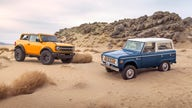 The Ford Bronco and electric F-150 Lighting are stealing lots of customers from other brands