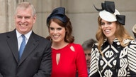 Who are Prince Andrew's daughters?