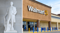 Walmart gives $100K to replace home state's Confederate-era statuary