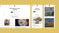 What is Pinterest competitor Keen?