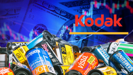 Kodak raised spending on lobbying government in months before loan awarded
