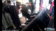 Looting of luxury NYC retailer caught on camera