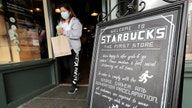 Starbucks requirng face coverings at coffee shops