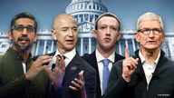 Big tech CEOs divided on China technology theft