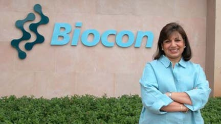 India's Biocon secures approval use drug on coronavirus patients