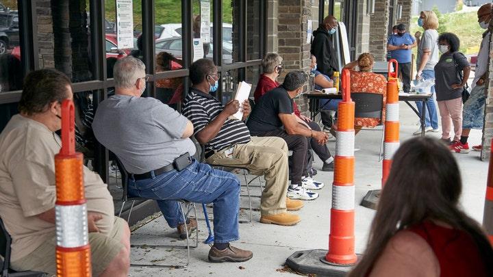 Millions could see bonus unemployment aid cut under Republican stimulus plan
