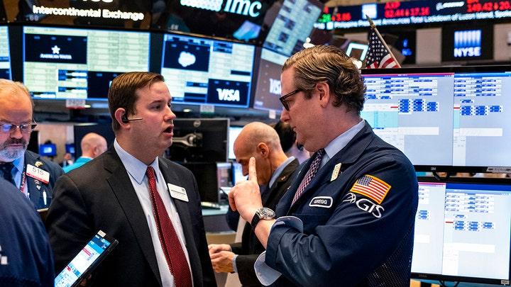 Stock futures trading higher on hopes of finalized coronavirus stimulus package
