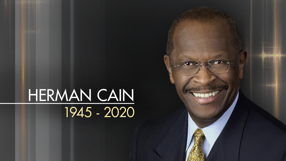 Herman Cain dies after COVID-19 diagnosis