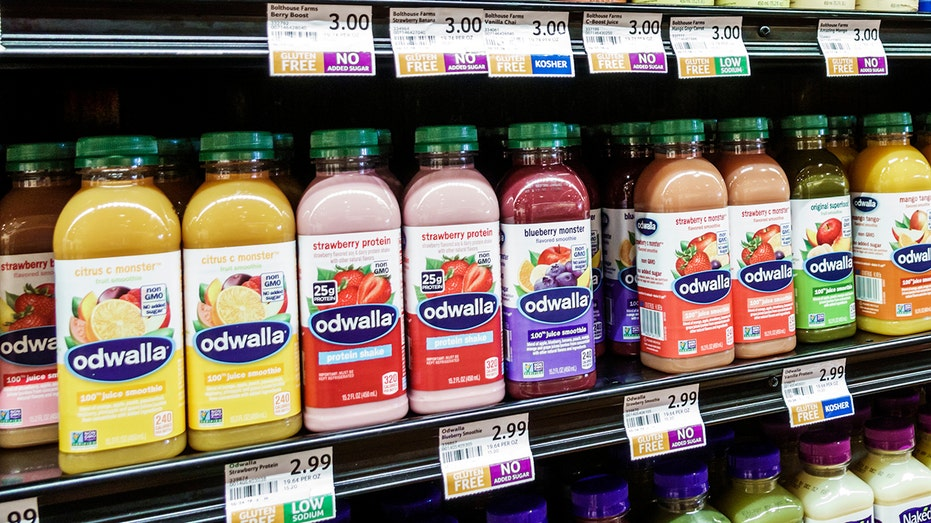 Coca-Cola dropping Odwalla juice brand from product offerings