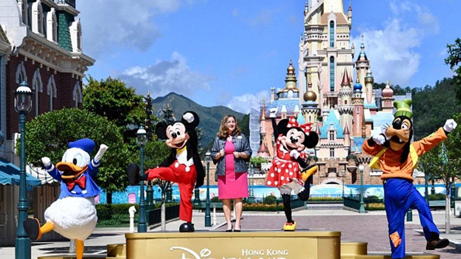 Coronavirus Causes Hong Kong Disneyland To Shut Down Again Fox Business