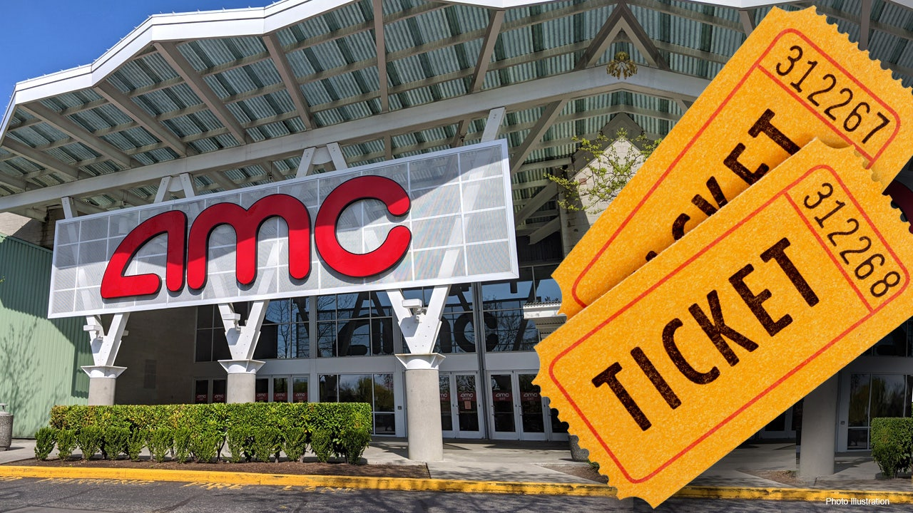 Amc Theatres Charging 1920 Prices Of 15 Cents Per Ticket On Opening Day Fox Business
