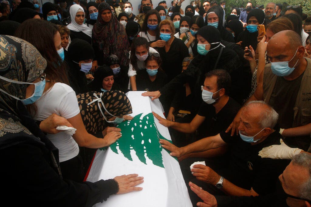 Economic crisis in Lebanon worsens after deadly Beirut...