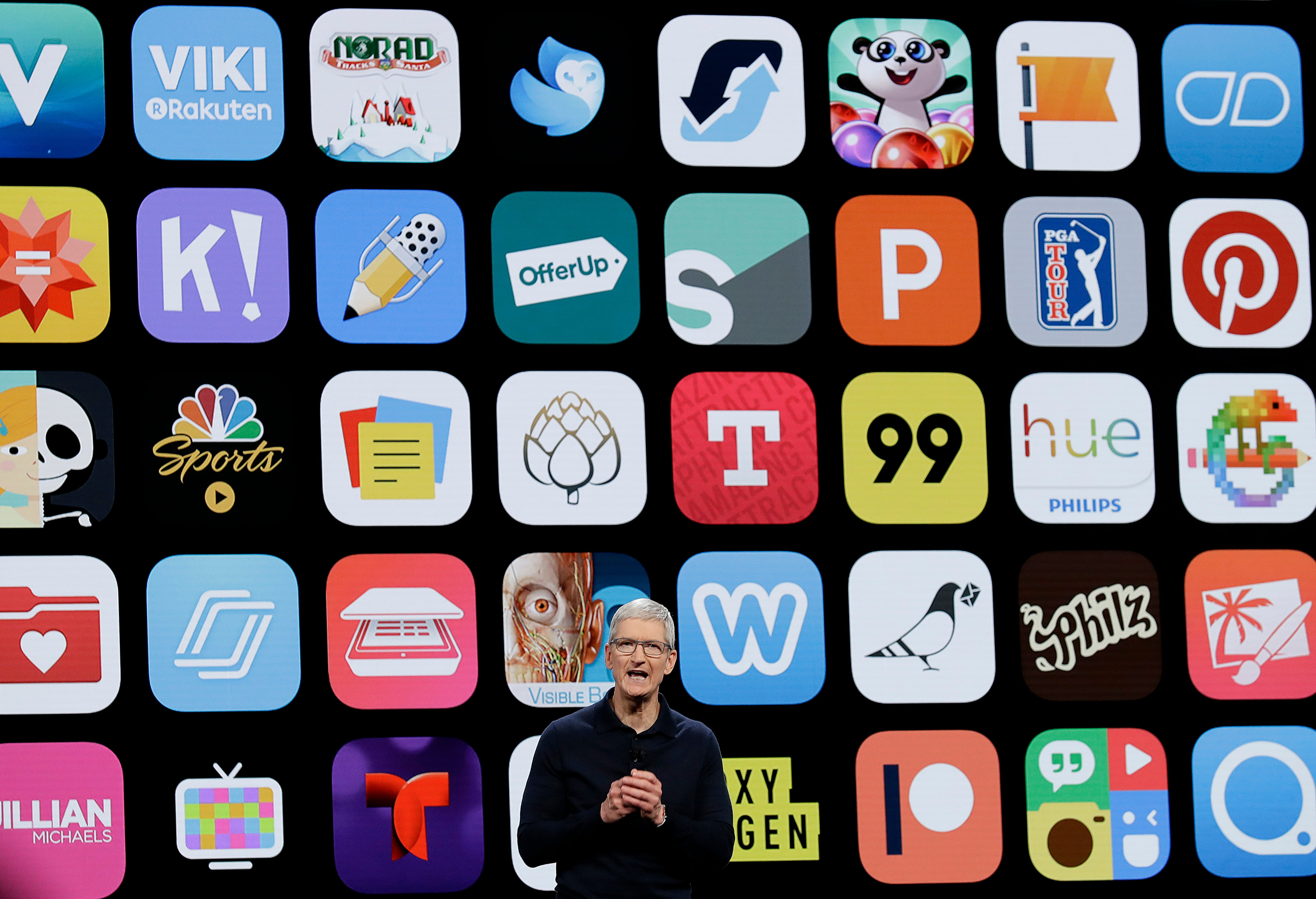 Everybody vs. the App Store: Why companies are taking issue with Apple's growing revenue engine - Fox Business thumbnail