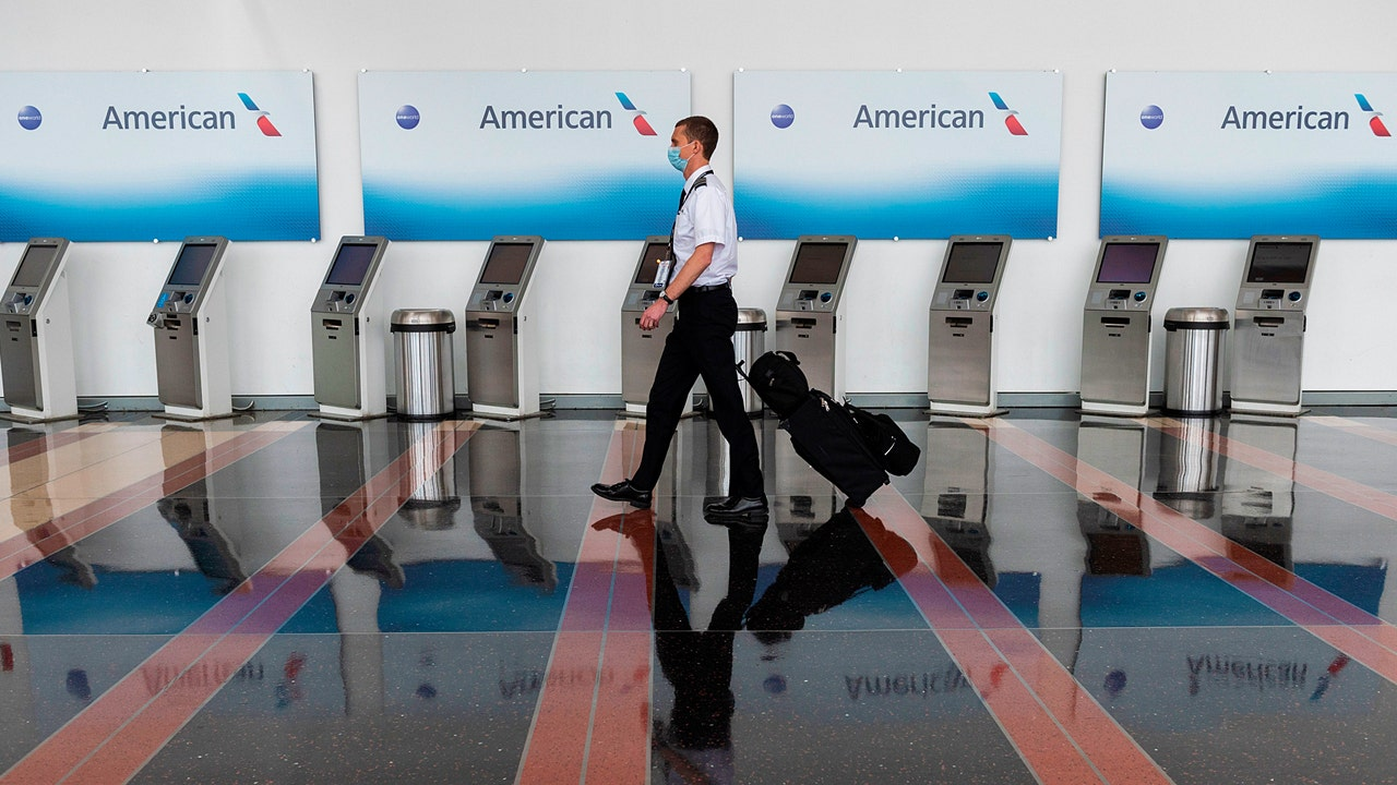 American Airlines to furlough layoff 19000 workers in October – Fox Business