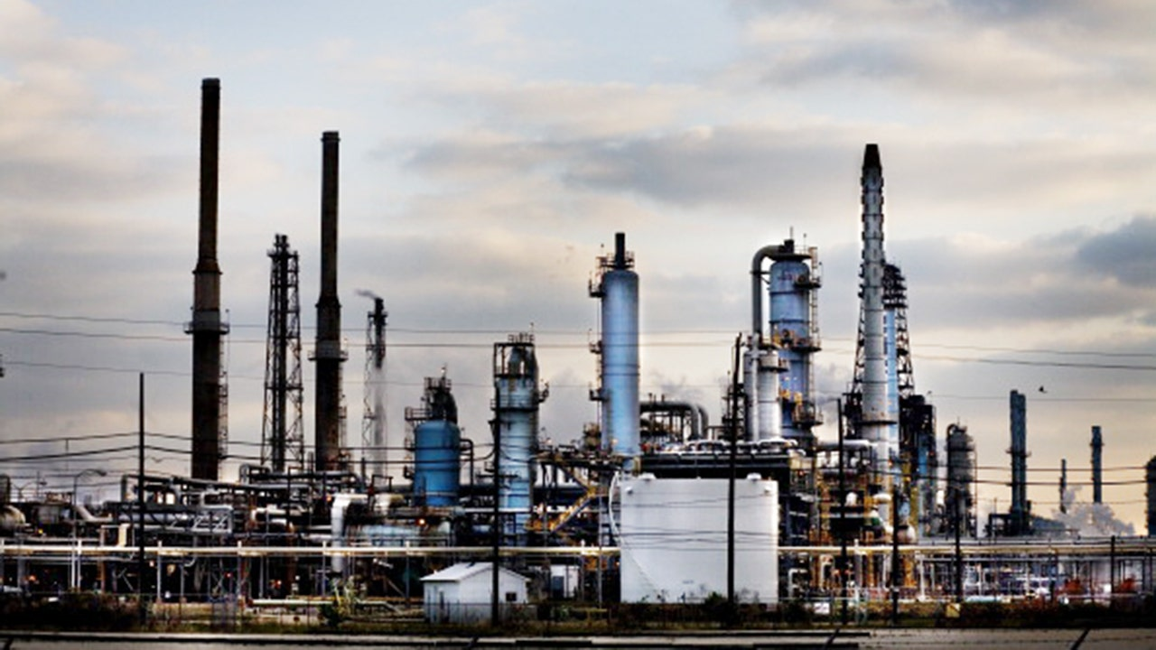 Oil drops as investors gauge big chill impact on US refineries, OPEC+ output rise - Fox Business
