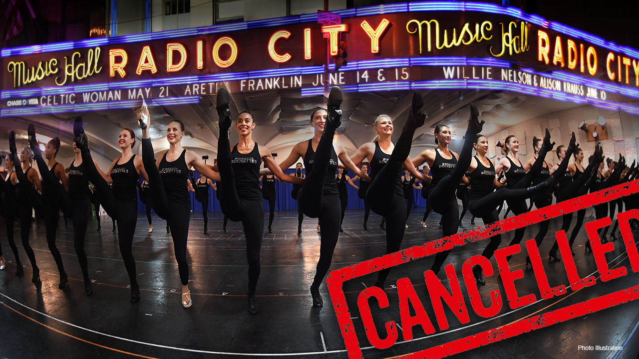 2020 Radio City Christmas Spectacular Rockettes cancel 'Christmas Spectacular' show for the first time