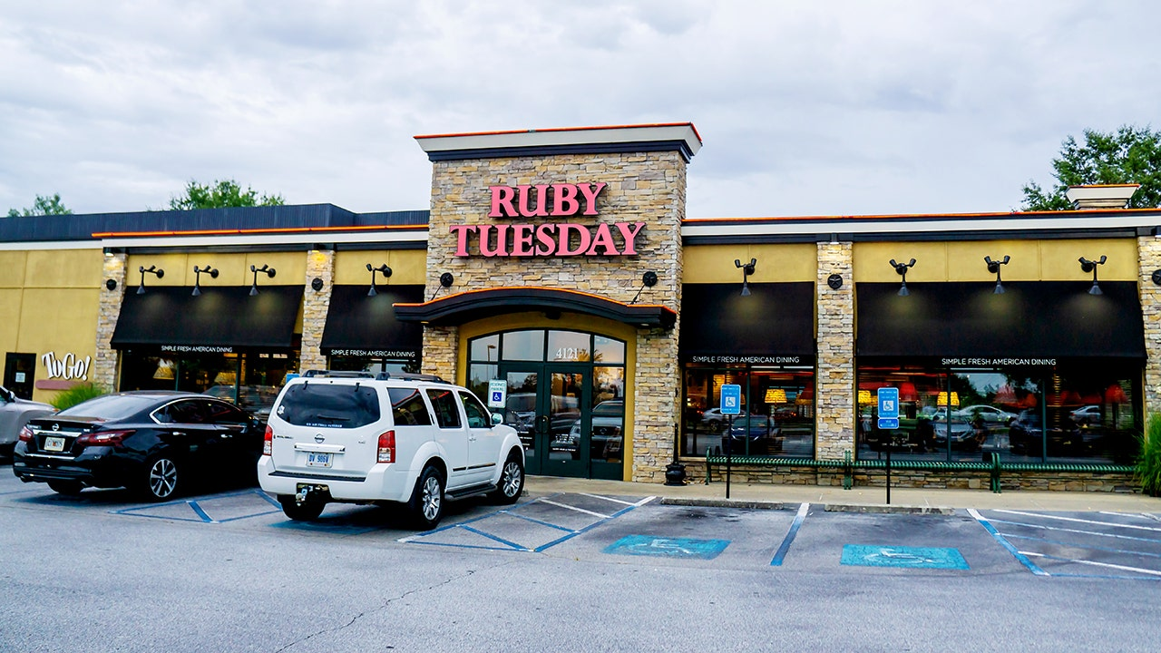 Ruby Tuesday files for bankruptcy protection – Fox Business