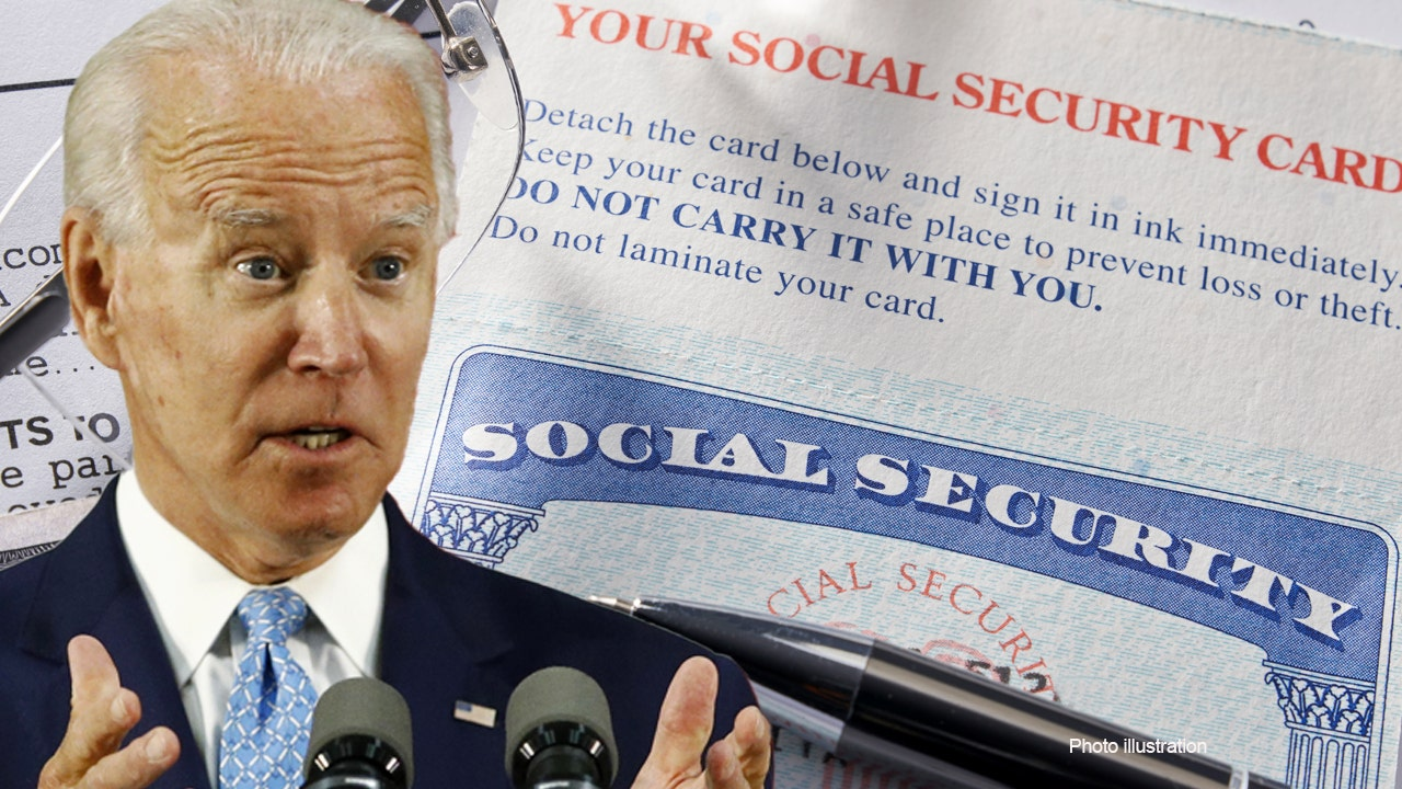 Biden's Social Security plan won't just raise taxes on the rich: study