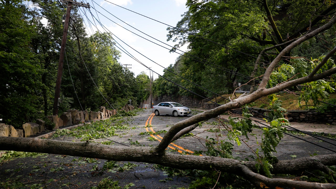 Power outages after Tropical Storm Isaias spur New...