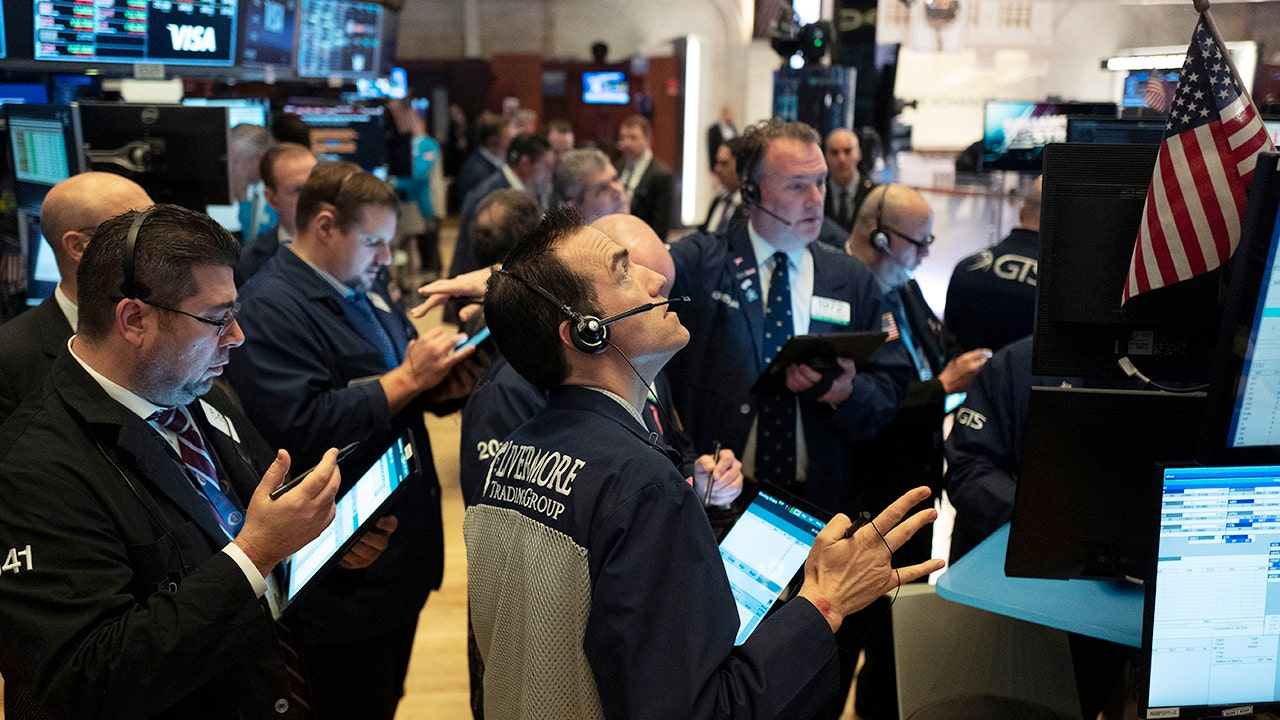 Stock futures trade higher ahead of economic data Fed decision – Fox Business