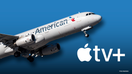 American Airlines adds Apple TV+ to its in-flight entertainment