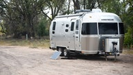Pottery Barn, Airstream collaborate on stylish travel trailer