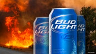 Bud Light fan uses beer to save home from wildfire