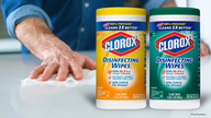 Clorox sales spike as coronavirus spurs demand for cleaning products