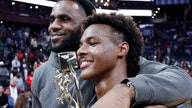 LeBron James' son Bronny lands sponsorship deal in this booming industry