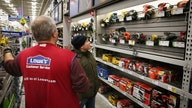 Lowe's renting out tools as more Americans ramp up DIY home projects