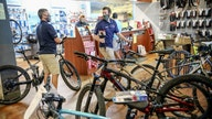 Second bicycle shortage in 2 years hits sellers as COVID-19 pandemic comes to an end