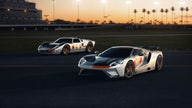 Ford unveils retro limited-edition $450G GT supercar