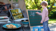 Back to School -- 6 tips to keep your kids safe while e-learning