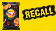 Frito-Lay recalls some barbecue-flavored chips over allergy concerns