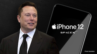 Russian company selling Elon Musk, SpaceX-themed iPhone 12 for $5K