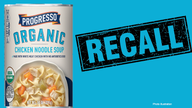 General Mills recalls mislabeled Progresso soup cans over allergen concerns