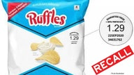 Frito-Lay recalls some Ruffles chip bags due to undeclared milk ingredient