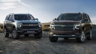 General Motors' full-size SUVs are V8-powered money machines