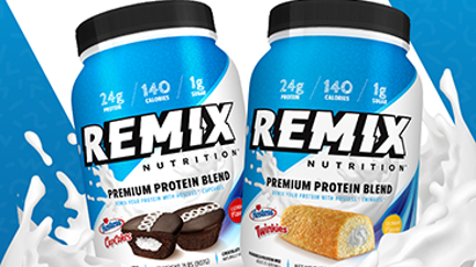 Twinkies-flavored protein powder released by Bodybuilding.com