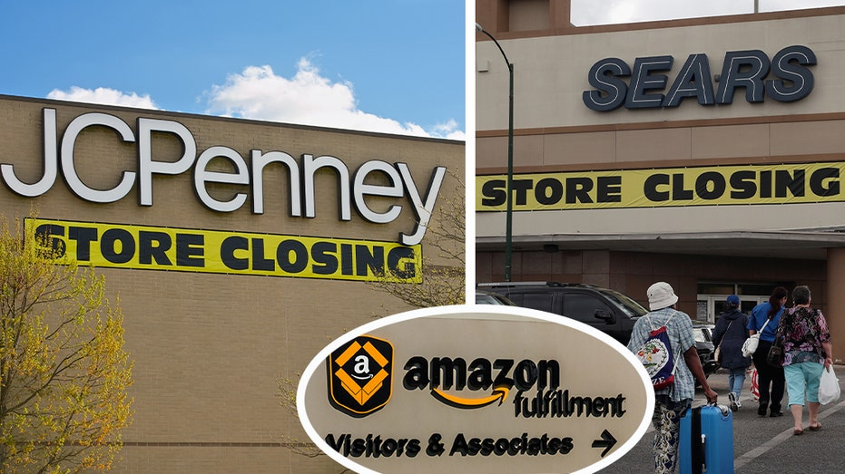 Amazon May Turn Abandoned Stores Into Fulfillment Centers