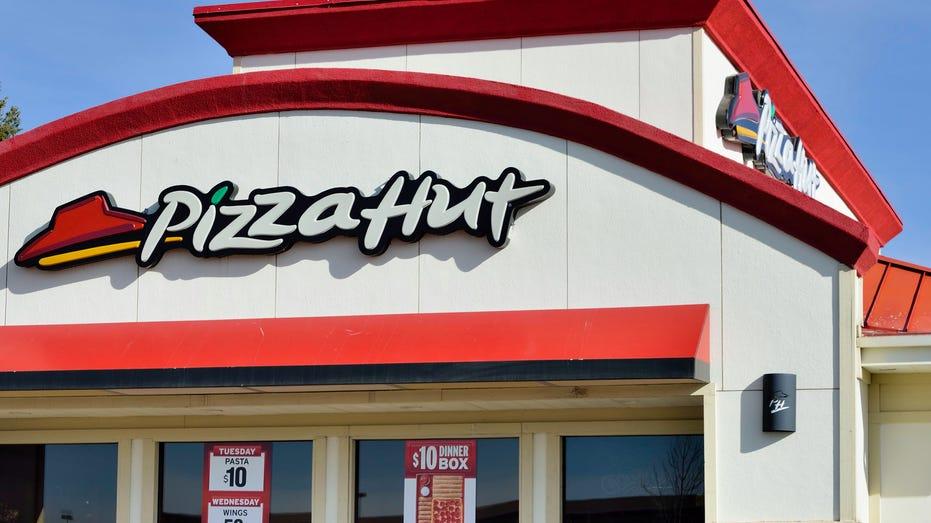 Pizza Hut, Santa Fe
