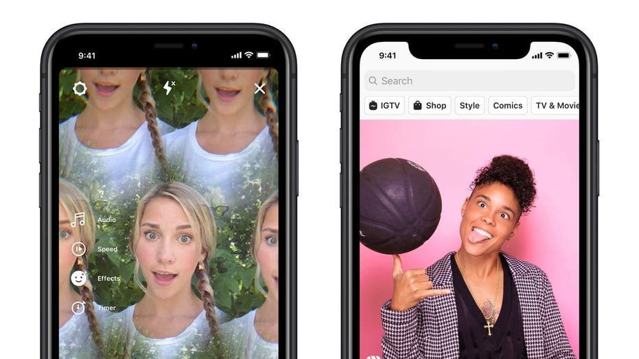 Instagram Reels, Facebook's answer to TikTok, is now officially live