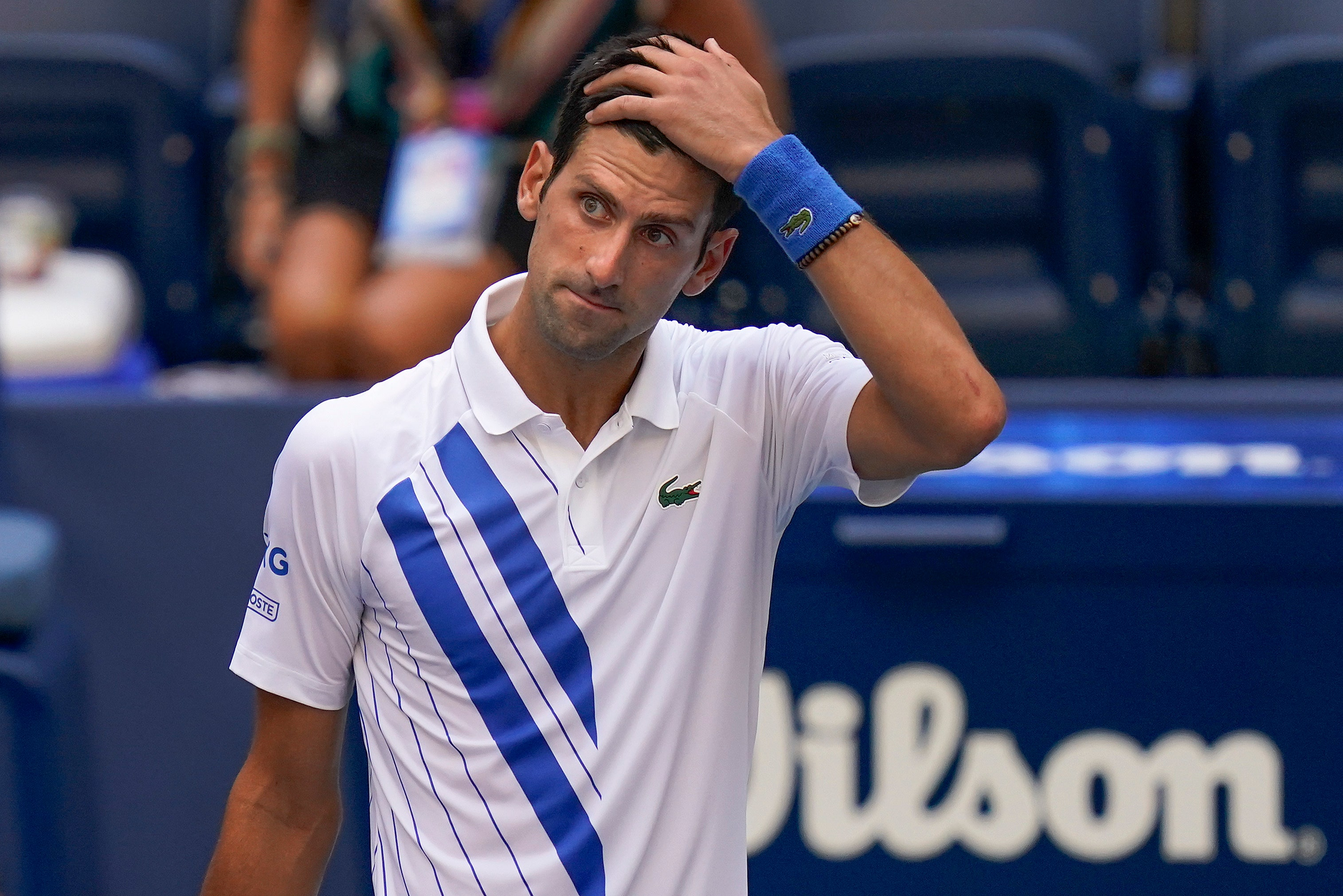 Novak Djokovic's US Open meltdown costs millions in prize money with more potential fines ahead – Fox Business
