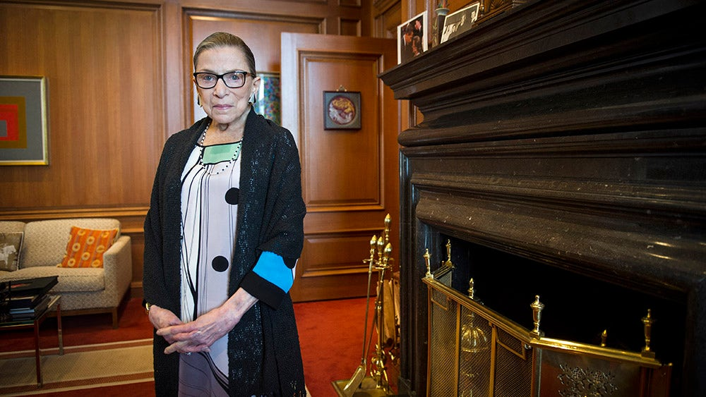 Two docufilms about Ruth Bader Ginsburg made this amount