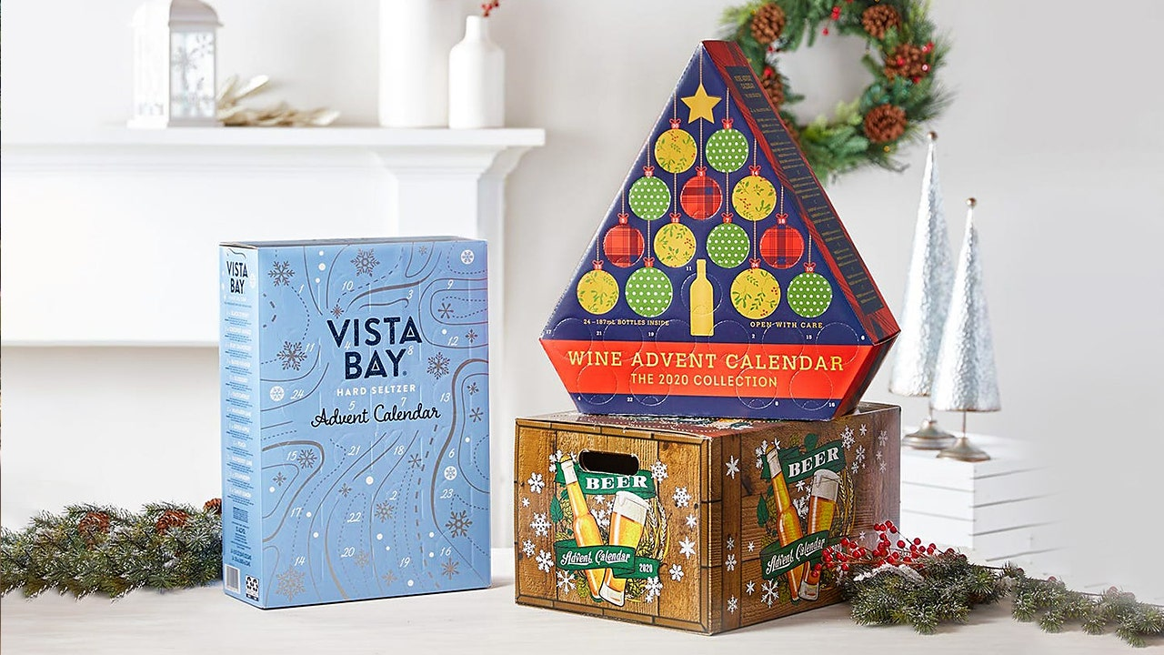 Aldi S Advent Calendars Return With Hard Seltzer Wine Cheese And Beer Varieties Fox Business