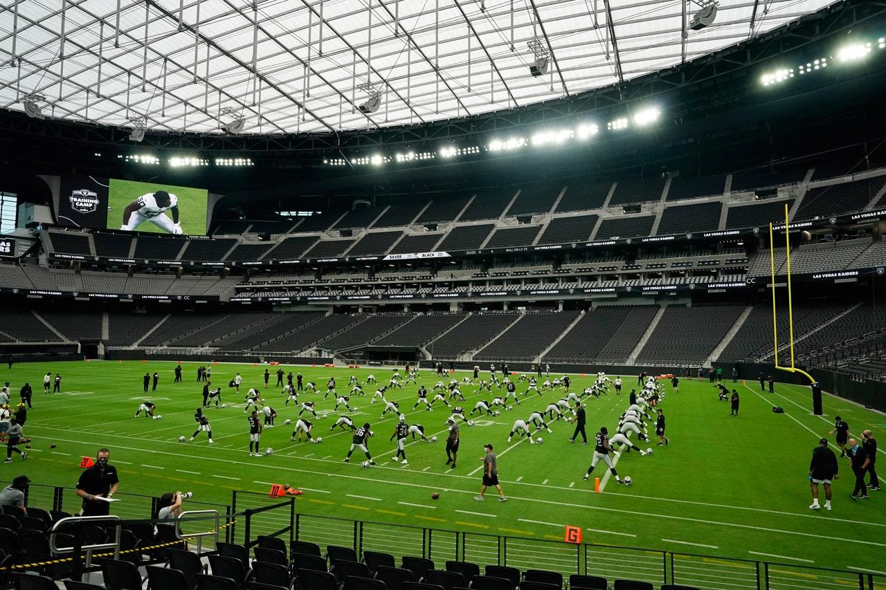 Allegiant Stadium Las Vegas Raiders' $2 billion 'Death Star' to host first NFL game – Fox Business