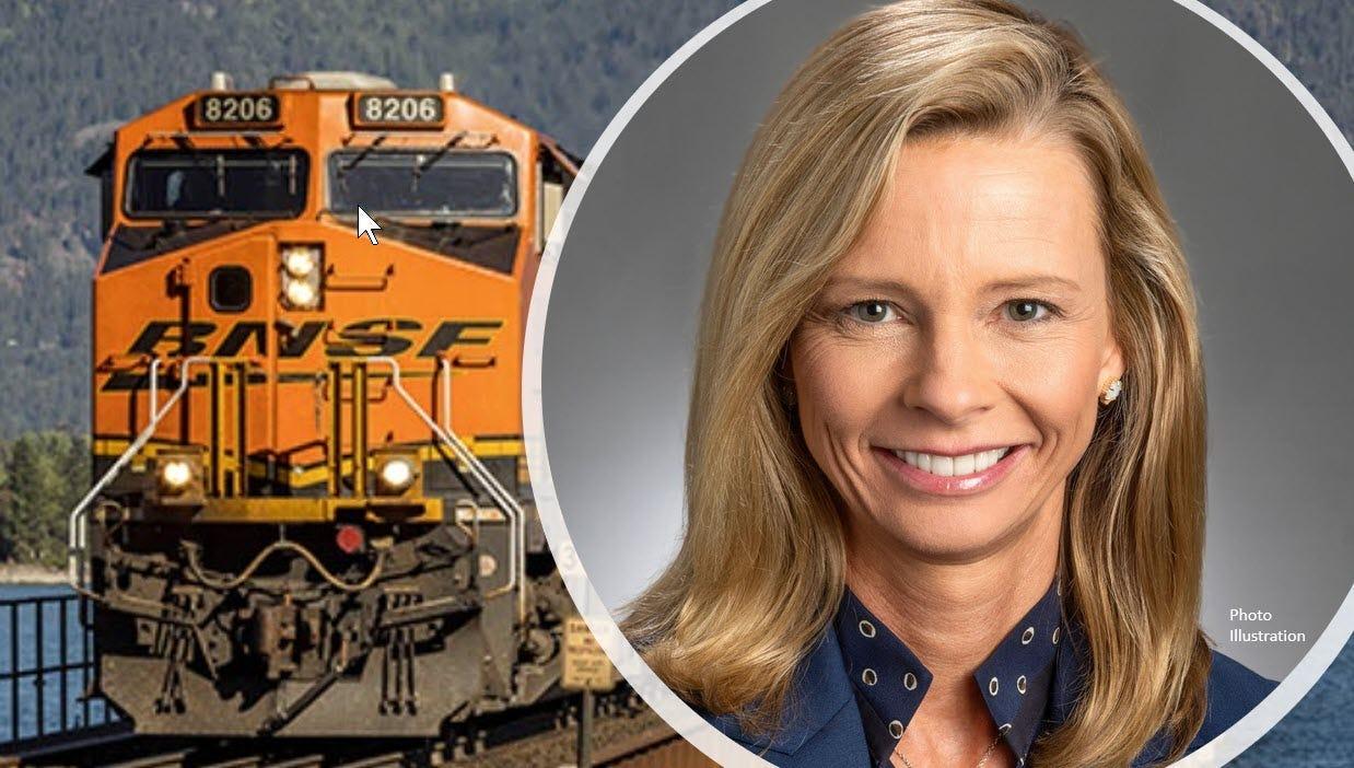 Warren Buffett's railroad names Kathryn Farmer to be 1st female CEO of... image